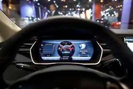 Tesla Motors mai face un pas către mașina cu autopilot