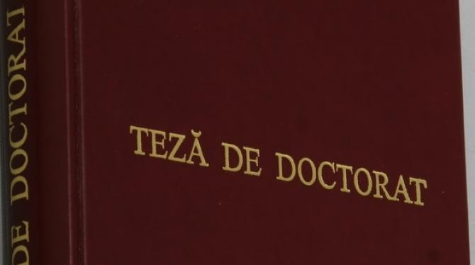 Universităţile vor avea responsabilitatea de a retrage titlurile de doctor