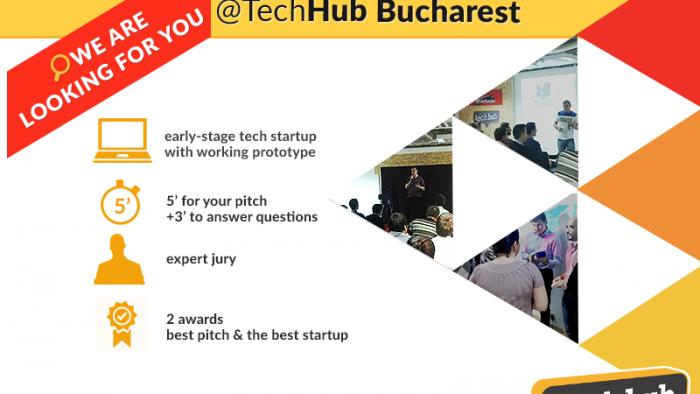 Tech Hub dă ocazia startup-urilor să își arate valoarea la Demo Night