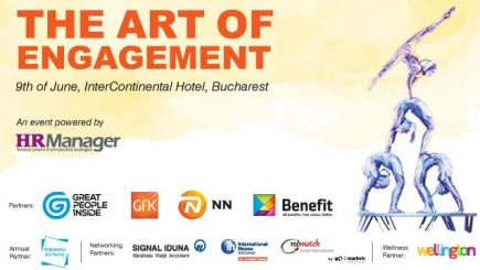 The Art of Engagement, 9 iunie 2016, Hotel InterContinental