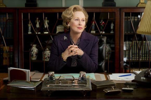 """Castiga o invitatie dubla la filmul """"The Iron lady"""""""