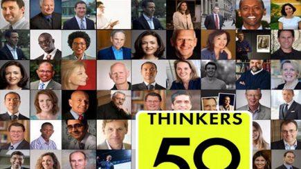 Thinkers50, 2015: Michael Porter este cel mai influent gânditor