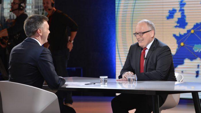 Șeful Justiției Europene vine să stea de vorbă cu cetățenii din România