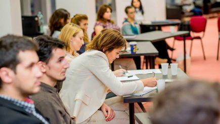 Încep cursurile și pentru Tinerii Antreprenori, la JCI