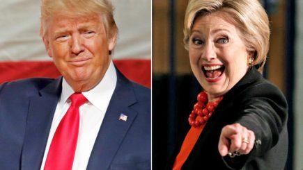 Despre prosperitate și locuri de muncă noi, cu Hillary Clinton și Donald Trump