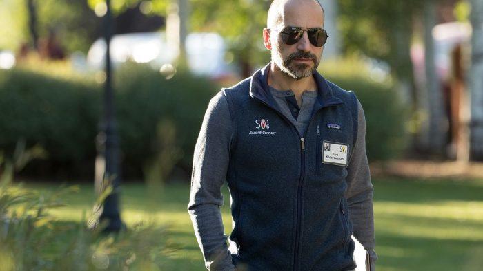 Cine e Dara Khosrowshahi, noul CEO al Uber: De la refugiat iranian la mogul în IT
