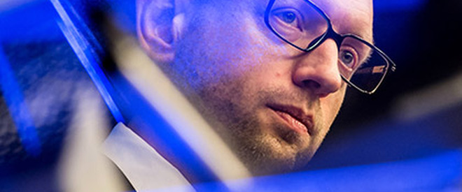 De ce a demisionat, de fapt, premierul Ucrainei