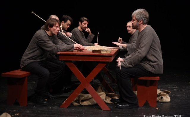 """O provocare directă de a privi istoria cu luciditate: """"Viforul"""",  noua premieră de la TNB"""