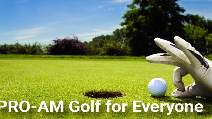 Golf pentru toți. Toți pentru golf!