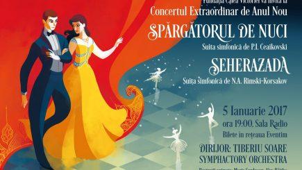 Concert Extraordinar de Anul Nou, la București