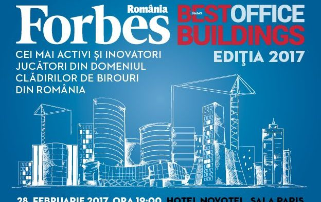 Gala Forbes Best Office Buildings 2017