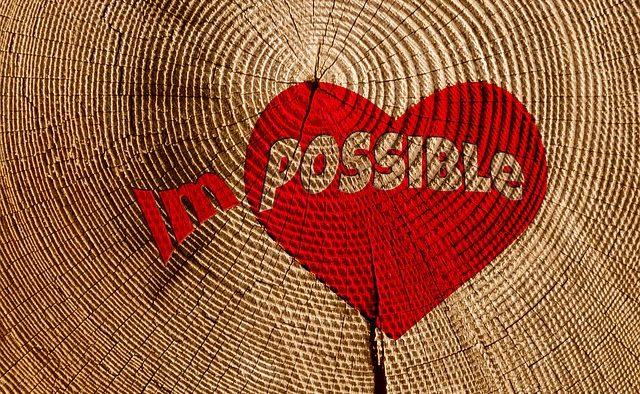 E mai uşor să faci imposibilul atunci când nu ştii că-i imposibil
