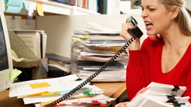 Stresul de la muncă urcă riscul de atac cerebral
