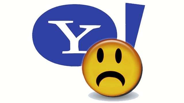 Yahoo! ar putea renunța la principalele sale servicii, inclusiv cel de mail