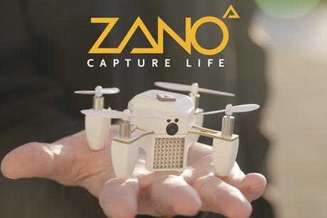 Eșec în realizarea mini-dronei Zano, finanțată prin Kickstarter