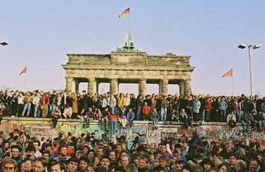9 noiembrie 2014: 25 de ani de la Căderea Zidului Berlinului
