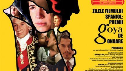 Zilele Filmului Spaniol: Premii Goya de Onoare la Cinema Studio