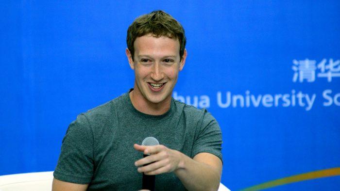 Zuckerberg, al șaselea miliardar al lumii