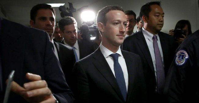 """O """"poveste"""" care abia începe: Mark Zuckerberg va fi audiat de Congresul SUA"""