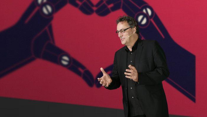 Fii prezent în viitor - interviu cu futurologul Gerd Leonhard (I)