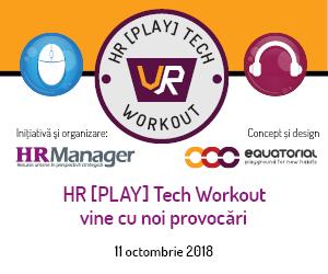 HR Play Tech Workout