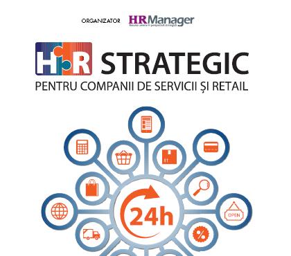 HR Strategic pentru Companii de Servicii și Retail
