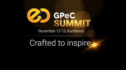 Peste 25 de speakeri urcă pe scena GPeC SUMMIT între 12 și 13 noiembrie 2018