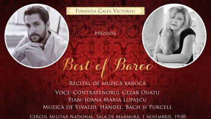 BEST of  BAROC, 1 noiembrie 2018