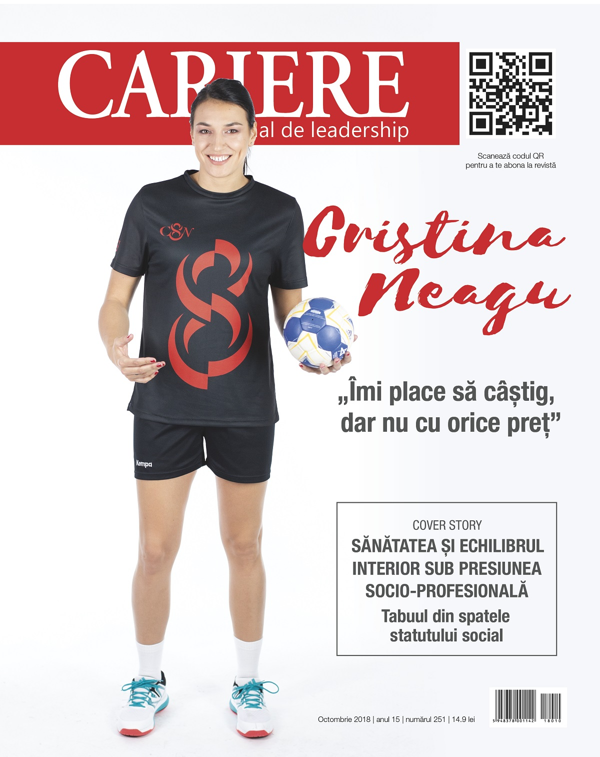 CARIERE no. 251, oct. 2018