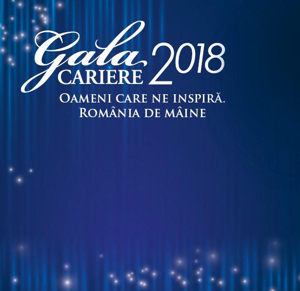 Gala CARIERE 2018