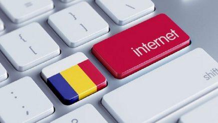 România se numără printre liderii mondiali în ceea ce priveşte viteza Internetului