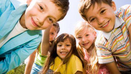 Emoţiile şi sentimentele copiilor, pe primul loc