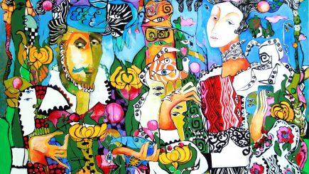 Cu suflet, pentru suflet: Impactul pozitiv al terapiei prin artă