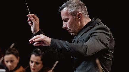 Muzica văzută prin ochii dirijorului Tiberiu Soare