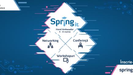 O nouă ediție Spring IT