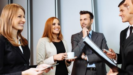 Networkingul, primul câștig al MBA-ului