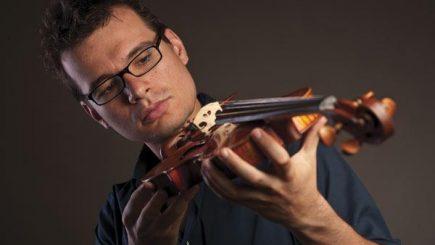 De ziua Radio România Muzical, violonistul Alexandru Tomescu și Corul de Copii Radio România cântă la ParkLake Shopping Center