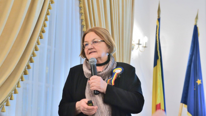 """Mihaela Miroiu: """"Pensionarea înseamnă pentru mine să pot munci divers, ce vreau și când vreau"""""""