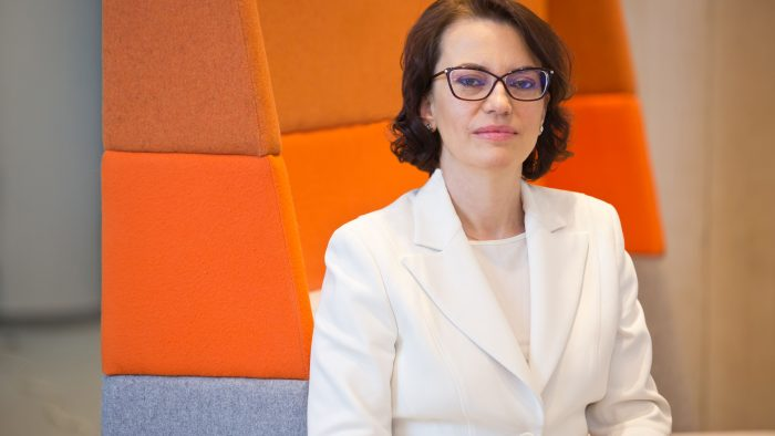 Gabriela Lupaș-Țicu este noul Chief Marketing Officer al NN