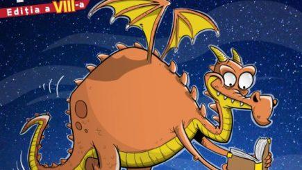 #DragoniiDeBibliotecă sunt așteptați la a opta ediție Final Frontier