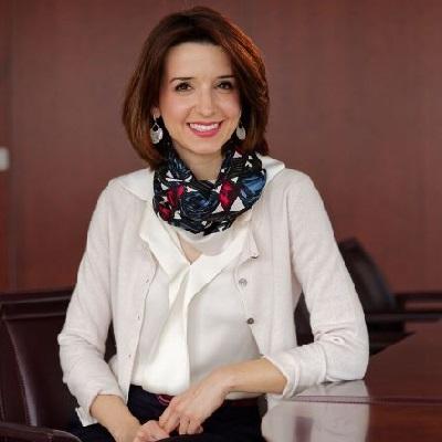 <p>Alexandra Copos de Prada</p>