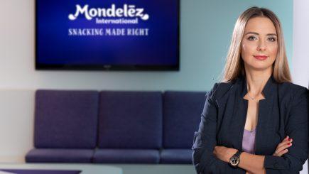 Alexandra Rîștariu este noul Director General al Mondelez România
