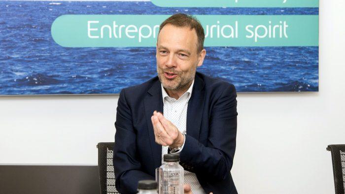 """Dave Ubachs, CIO Edenred Group: """"Nu am nevoie de oameni care să urmeze ordine, am nevoie de oameni care să gândească în viitor"""""""