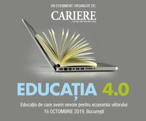 EDUCAŢIA 4.0 - editia a II-a