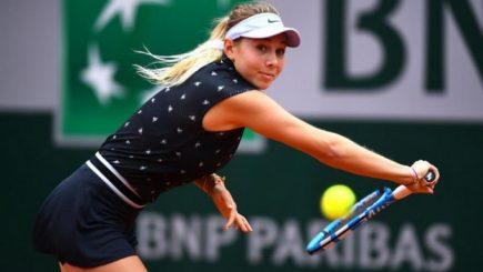 """Cine e Amanda Anisimova, cea care învins-o pe Simona Halep la Roland Garos: """"În tenis depinzi doar de tine!"""""""