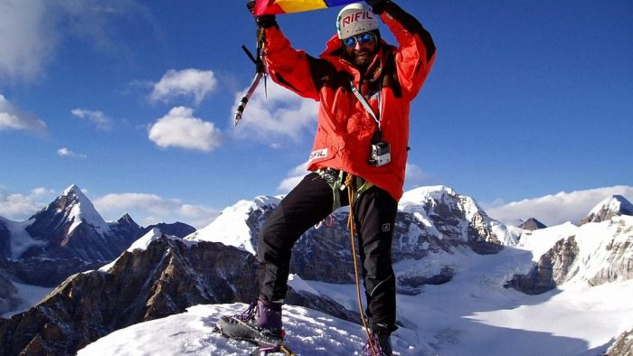 """Constantin Lăcătușu: """"În alpinism, aproape întotdeauna o iei de la zero"""""""