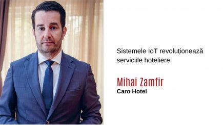"""Hotelurile apelează la tehnologie pentru a crea atmosfera de """"acasă"""""""