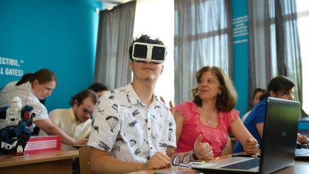Lansarea SmartLab 4.0 – Primul laborator inteligent dintr-un liceu românesc
