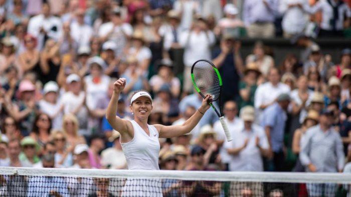 Cum s-a schimbat Simona Halep de la victoria obținută în 2014 în fața Serenei Williams