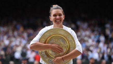 Ce învățăm din discursul susținut de Simona Halep după câștigarea Wimbledon-ului